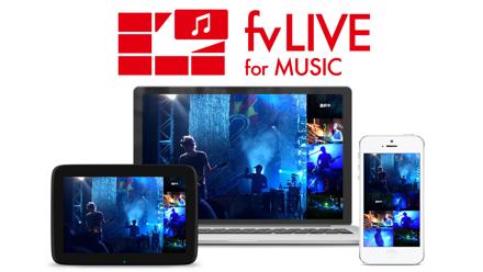 fvLIVE forMusic